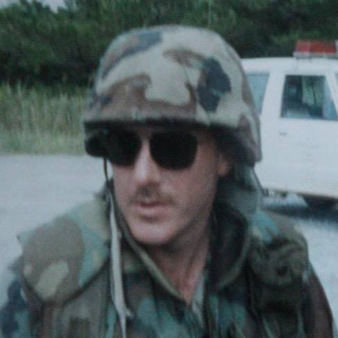 Jeff Bryson - USMC Veteran